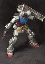RX-78-2 Gundam Study by Art--Tool