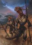 Sliventh Tribesmen