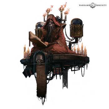 Necromunda Character #3 by Art--Tool
