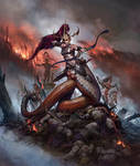 Daughters of Khaine cover
