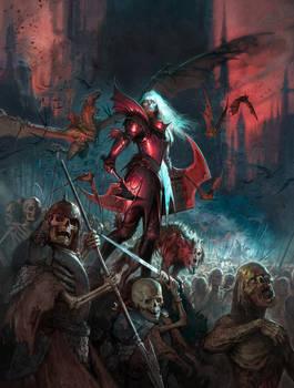 Soul Blight Gravelords Cover