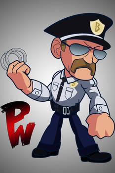 Officer Crossifer (Cross)