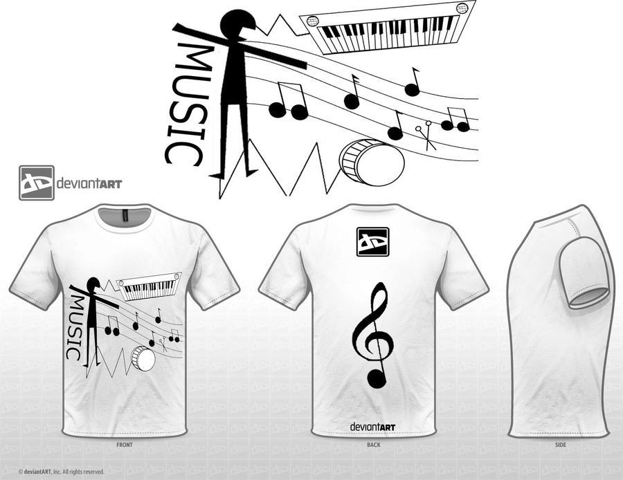 Musically inspired  2 by Revemy