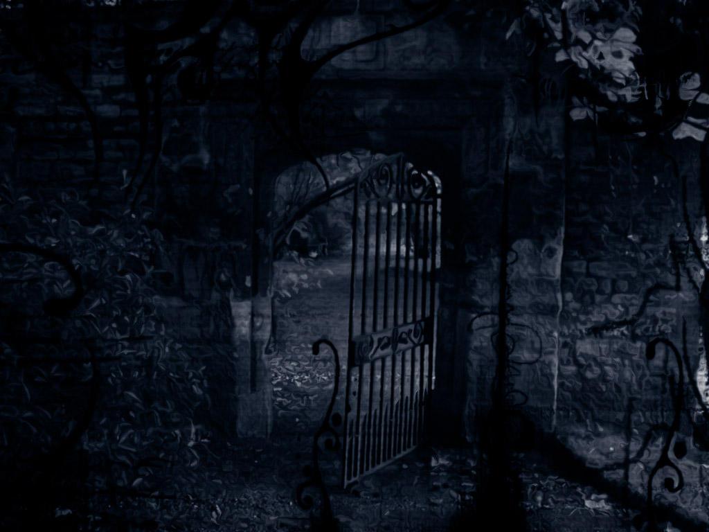 Gothic Garden By Eterealfog ...