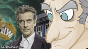 Doctor Who 12th Thumb by TheCartoonLoon
