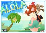 Allicia in Pokemon Sun/Moon