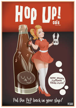 Hop Up Cola