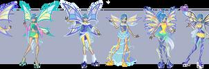 Gloria - transformation evolution
