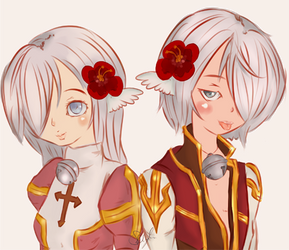 RO: Namiki and Choclate by Leint