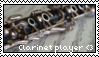 Clarinet Stamp by Savanah25