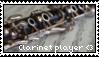 Clarinet Stamp by Savanah25