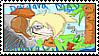 Deidara Stamp by Savanah25