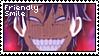 Friendly Smile Stamp by Savanah25