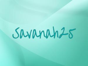 Savanah25's Profile Picture