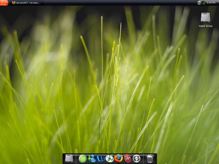 my desktop by ThE-UnKO-LeMa
