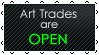Black Lace Art Trade - OPEN by iDaphodil