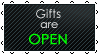 Black Lace Gifts - OPEN by iDaphodil