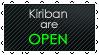 Black Lace Kiriban - OPEN by iDaphodil