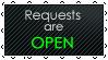 Black Lace Request - OPEN by iDaphodil