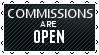 Black Lace Commissions - OPEN