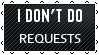 Black Lace Requests - DONT DO THEM