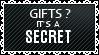 Black Lace Gifts - SECRET by iDaphodil
