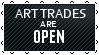 Black Lace Art Trades - OPEN by iDaphodil
