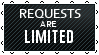 Black Lace Requests - LIMITED by iDaphodil