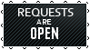 Black Lace Requests - OPEN by iDaphodil