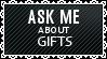 Black Lace Gifts -  ASK by iDaphodil