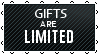 Black Lace Gifts -  LIMITED by iDaphodil