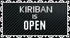 Black Lace Kiriban -  OPEN