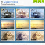 Deep Hopes Photoshop Actions