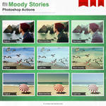 Moody Stories Photoshop Actions