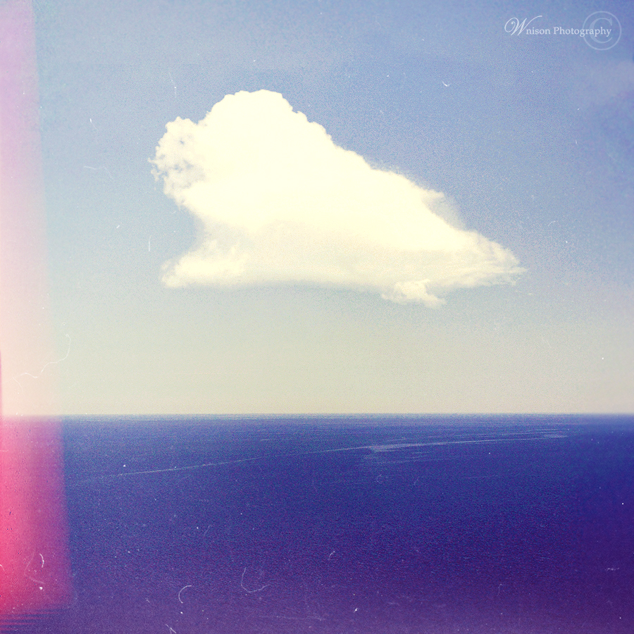 One Sea - One Cloud by Wnison