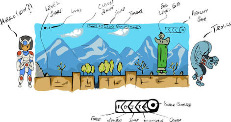 Game design..level 1 by aruda
