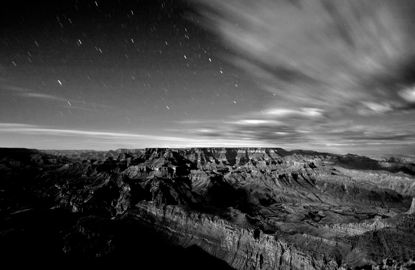 Grand Canyon at Night by gaghia on DeviantArt