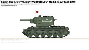 ''Kliment Voroshilov'' Mod.2