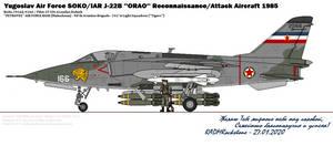 SOKO J-22B ''Orao''
