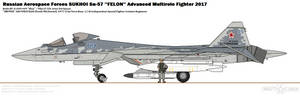 SUKHOI Su-57 ''Felon''