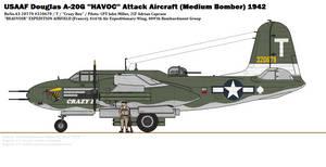 Douglas A-20G ''Havoc'' (USAAF)
