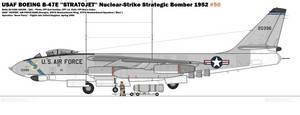 BOEING B-47E ''Stratojet''