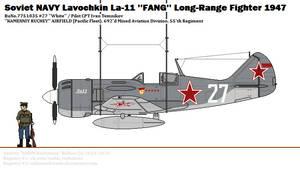 Lavochkin La-11 ''Fang''