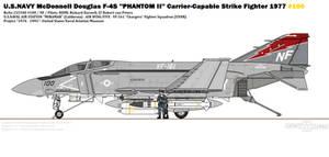 McDonnell Douglas F-4S ''Phantom II'' (VF-161)