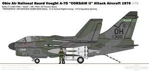 Vought A-7D ''Corsair II''