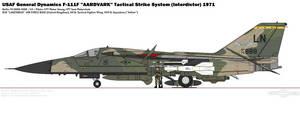 General Dynamics F-111F ''Aardvark''