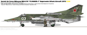 Mikoyan MiG-27K ''Flogger-J''