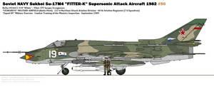 Sukhoi Su-17M4 ''Fitter-K''