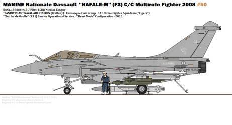 Dassault ''Rafale-M'' (F3)