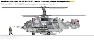 Kamov Ka-29 ''Helix-B''